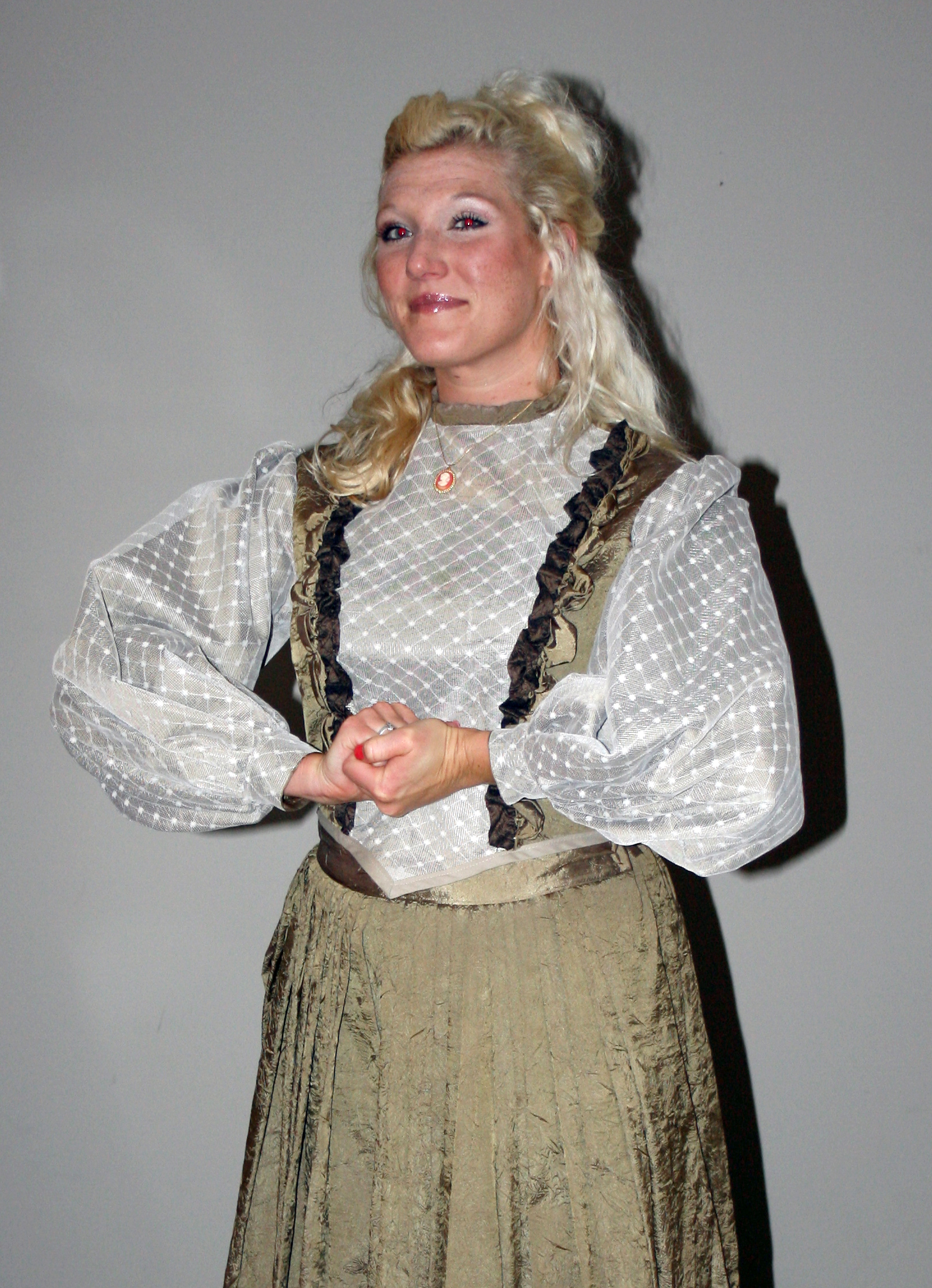 Renee Zelenski as Prudence Prissywood